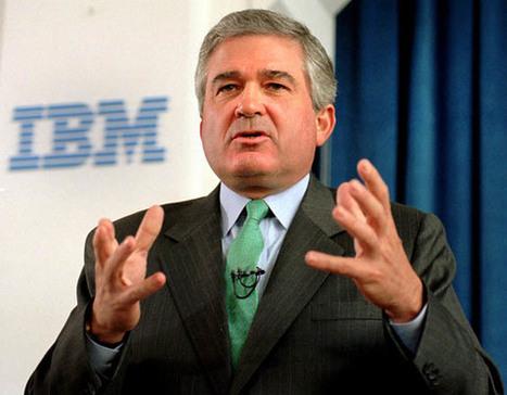 Lou Gerstner, IBM